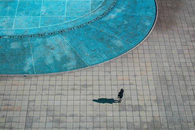 Limpieza de las zonas comunes de las piscinas